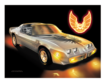 1979 Anniversary Edition Trans Am