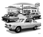 1965 - 1969 Barracudas